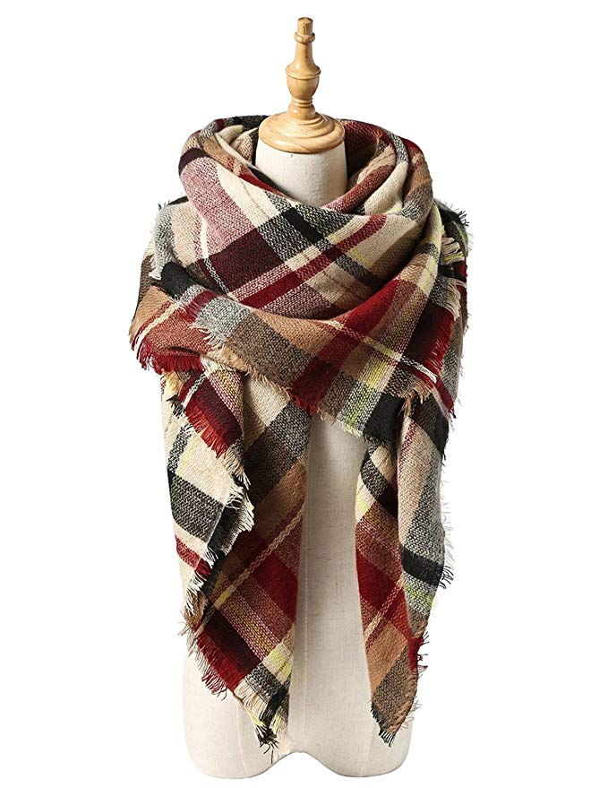 FUN SCARVES FOR YOUR FALL WARDBROBE