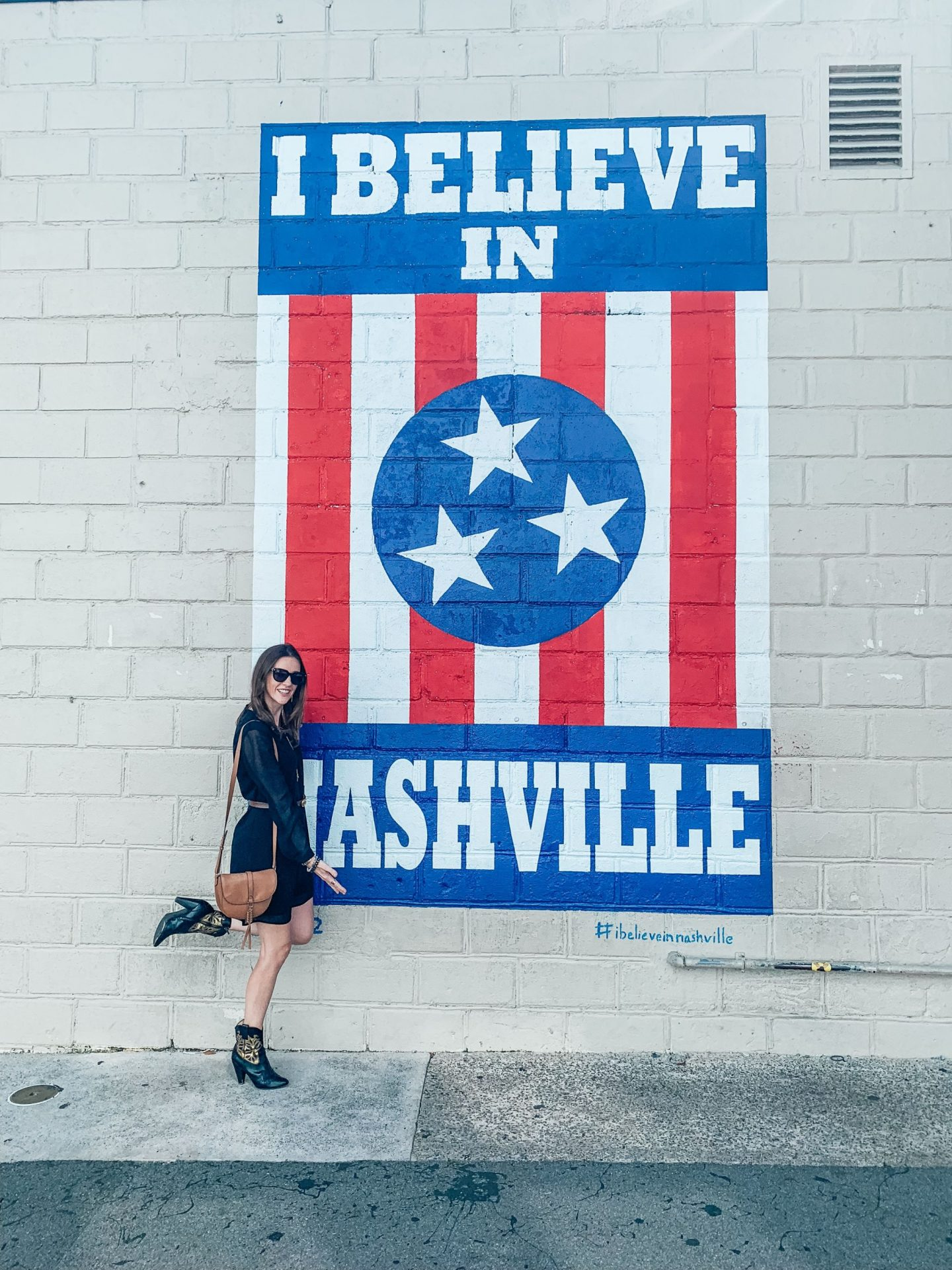 THE LOOK: WHAT I WORE IN NASHVILLE